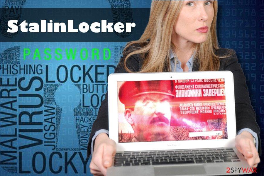 StalinLocker virus