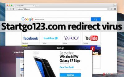 Startgo123.com hijack