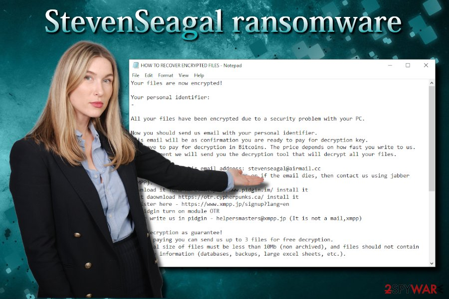 StevenSeagal virus