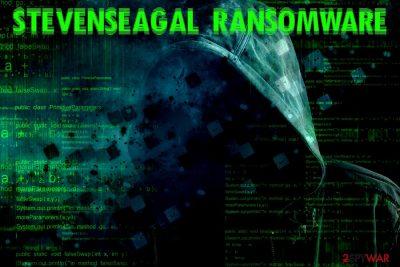StevenSeagal ransomware