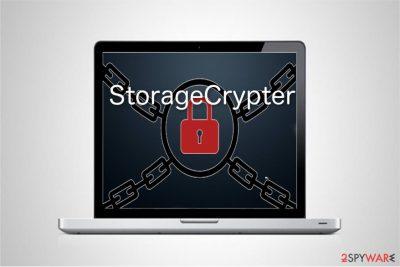StorageCrypter virus