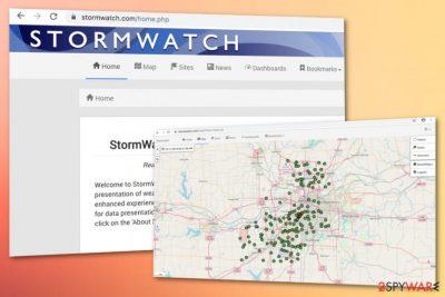 StormWatch adware