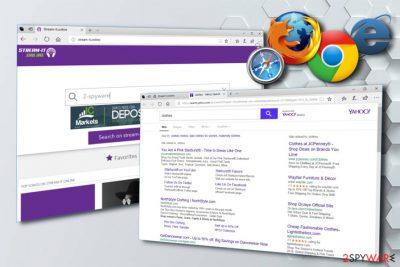 Streamit-online.com browser hijacker
