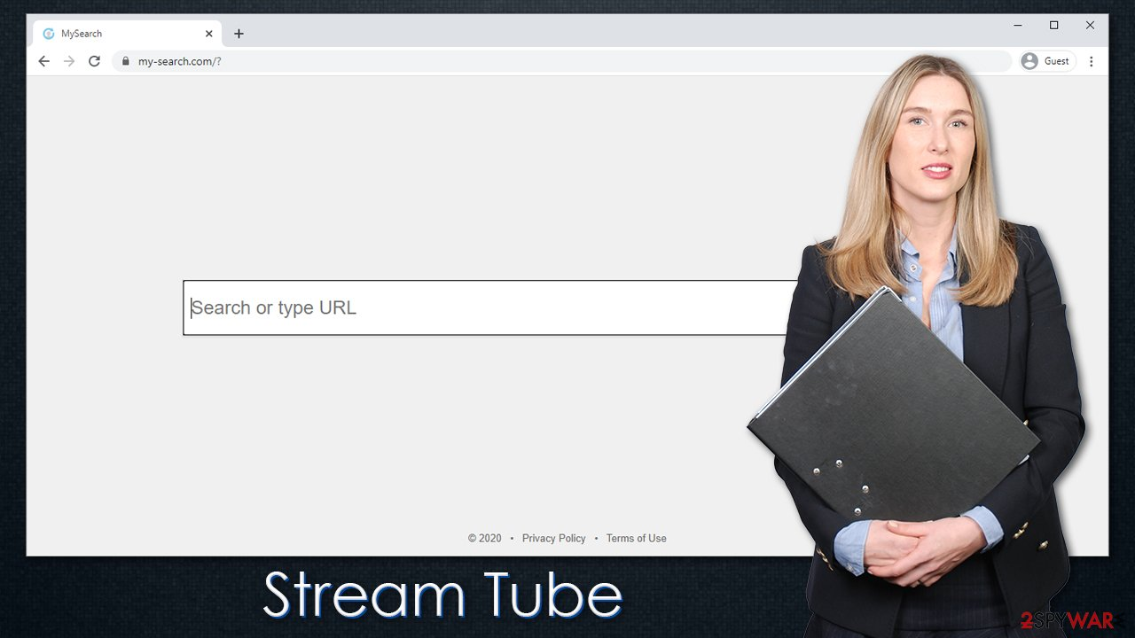 Stream Tube hijack
