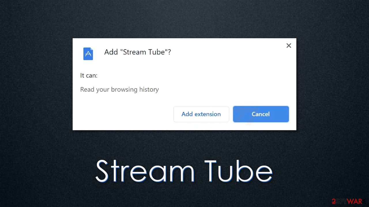 Stream Tube virus