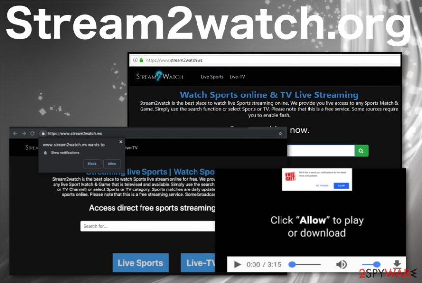 Stream2watch.org