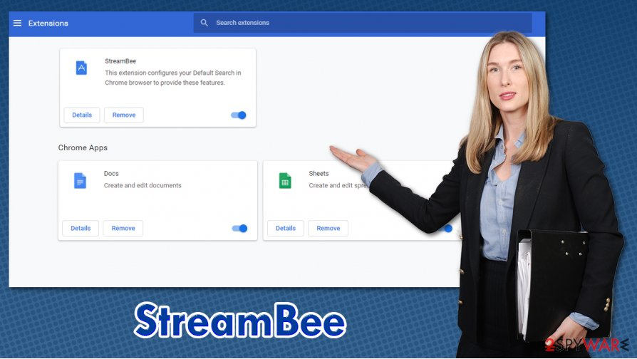 StreamBee hijack