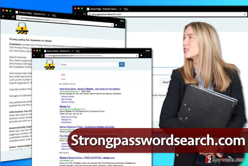 Strongpasswordsearch.com virus
