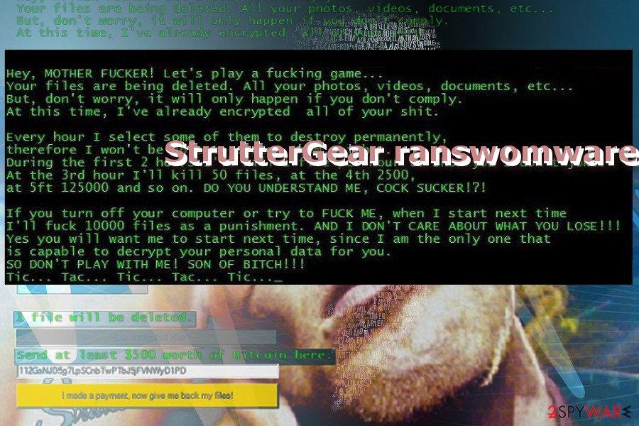 StrutterGear Jigsaw image