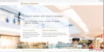 Remove Study Search Window virus