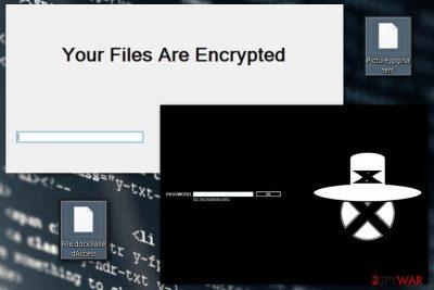 Stupid ransomware