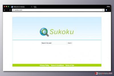 Sukoku.com hijack