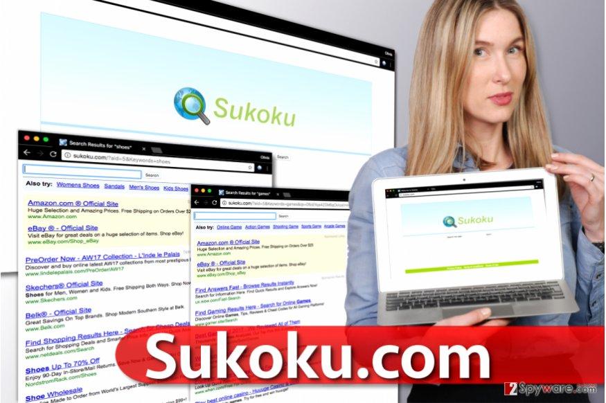 Sukoku.com virus