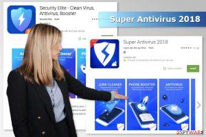 Super Antivirus 2018