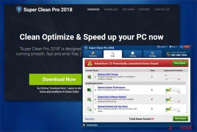Super Clean Pro 2018 image