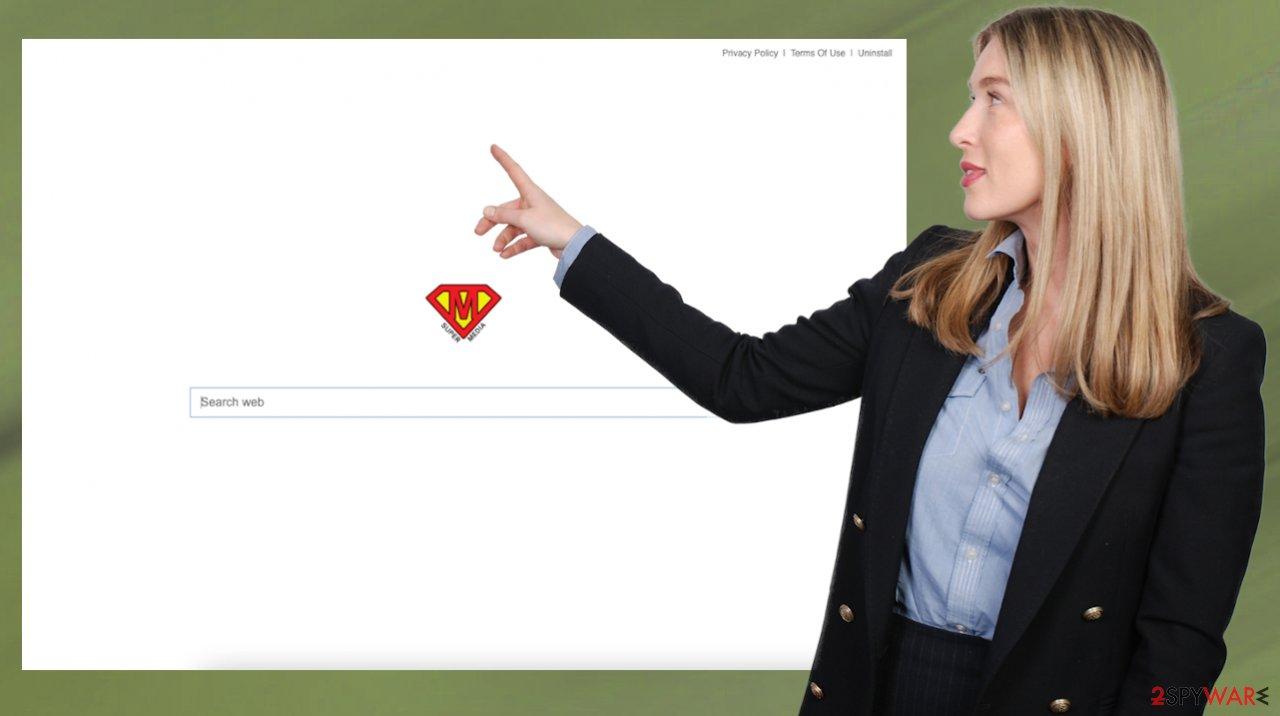 Super-Media redirect