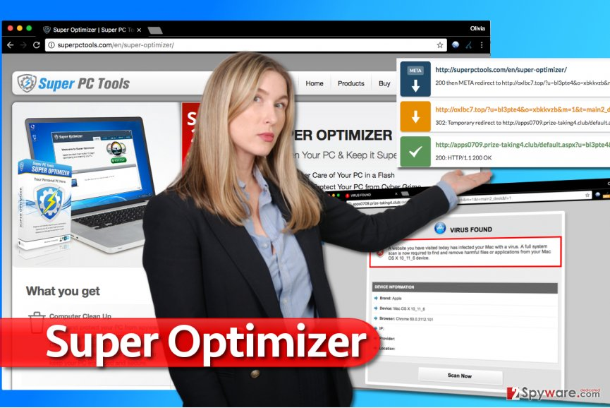 Super Optimizer redirect