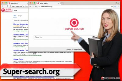 Super-search.org virus