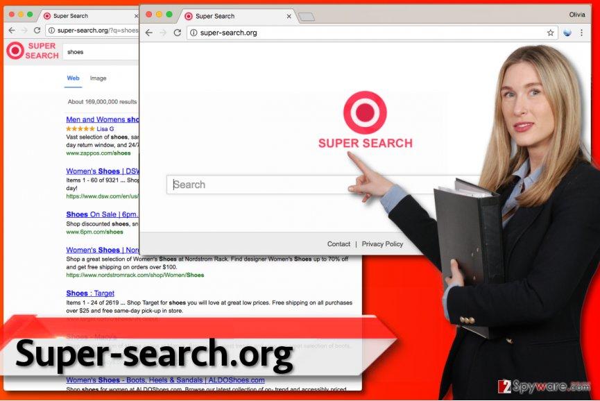 Super-search.org virus
