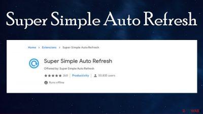 Super Simple Auto Refresh redirect