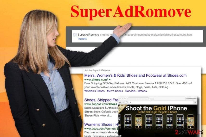 SuperAdRomove adware