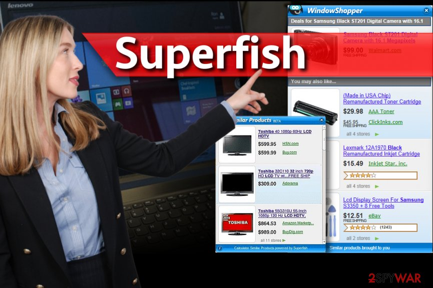 Superfish adware