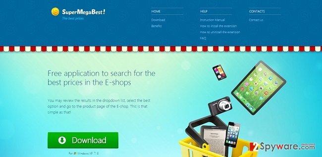 Ads by SuperMegaBest snapshot