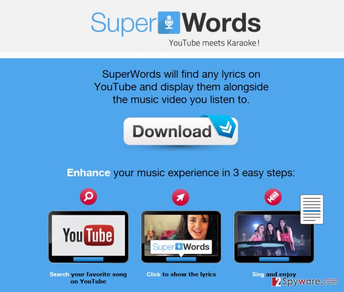Ads by SuperWords