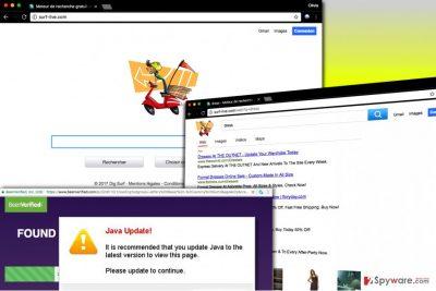 Surf-live.com virus