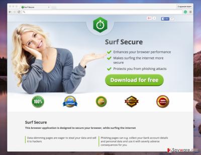 Surf Secure virus