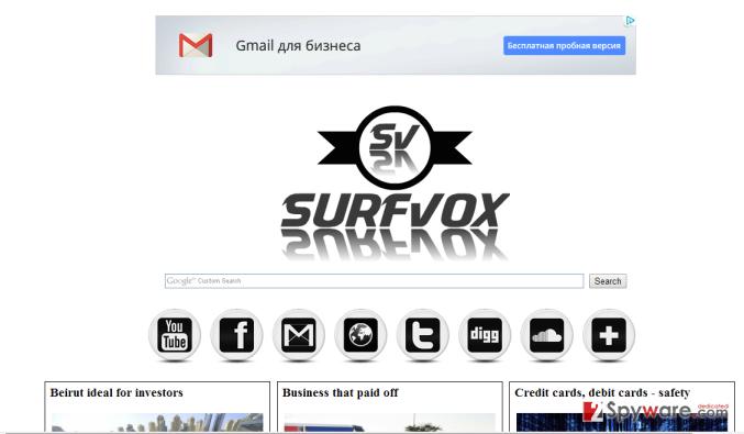 Surfvox