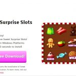 Sweet Surprise Slots ads