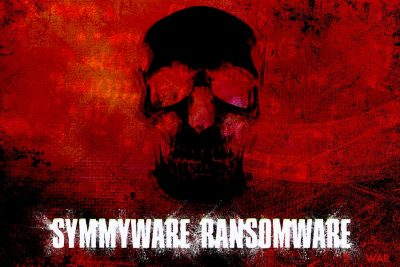SymmyWare ransomware