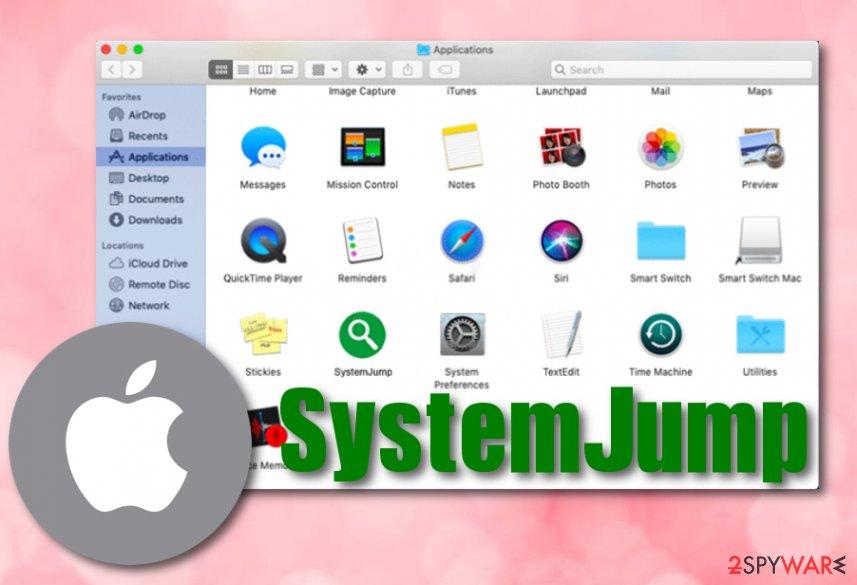 SystemJump virus