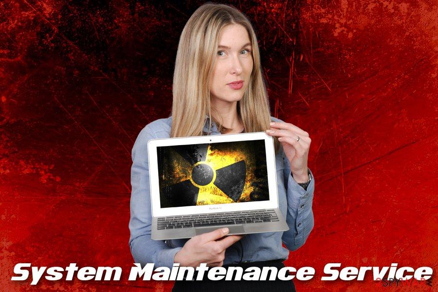 System Maintenance Service PUP