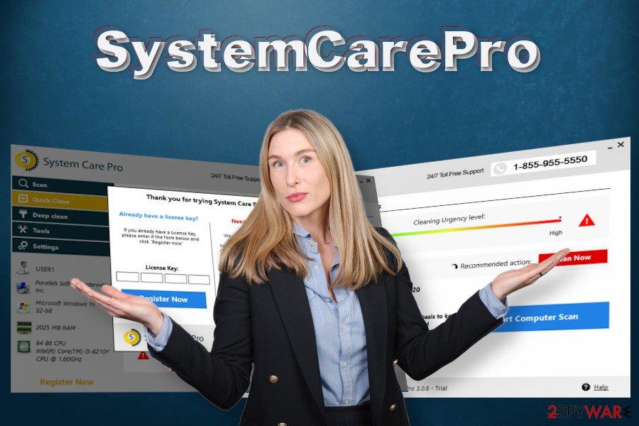 SystemCarePro PUP