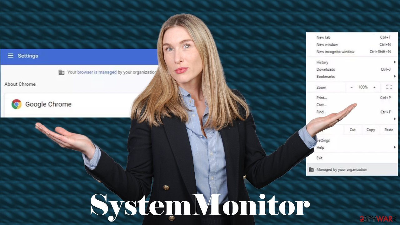 SystemMonitor virus
