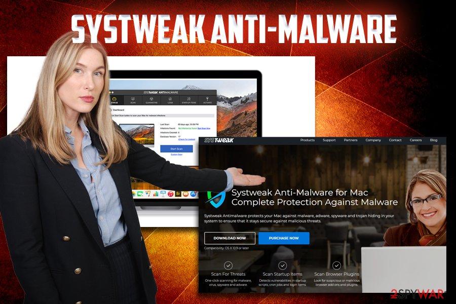 Systweak Anti-malware PUP