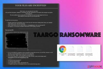 Taargo ransomware