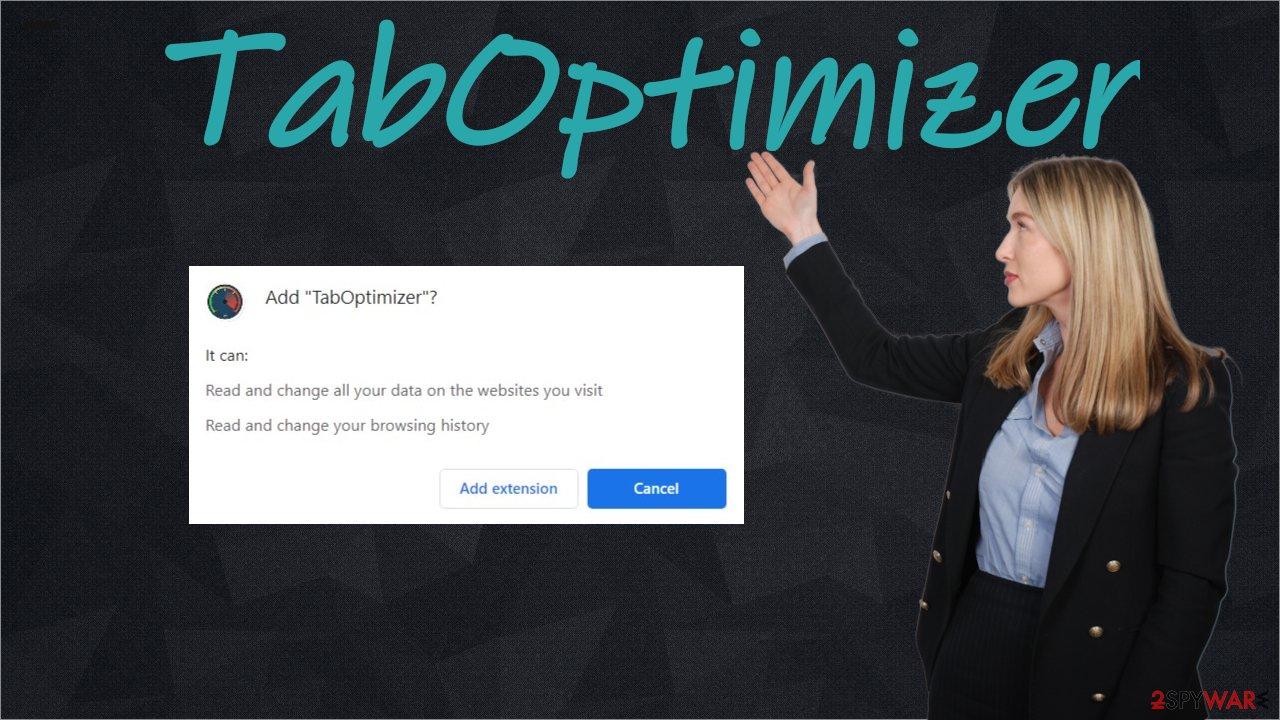 TabOptimizer virus