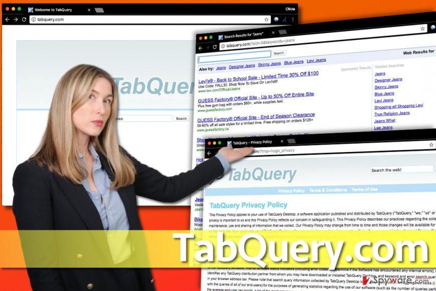 Tabquery.com virus