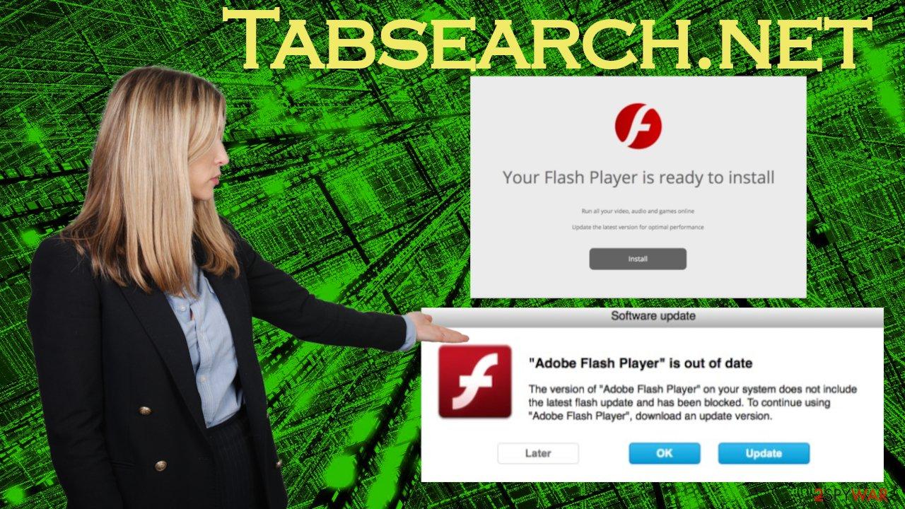 Tabsearch.net virus