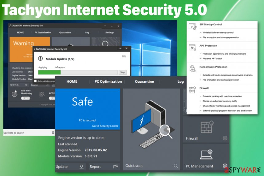 Tachyon Internet Security 5.0