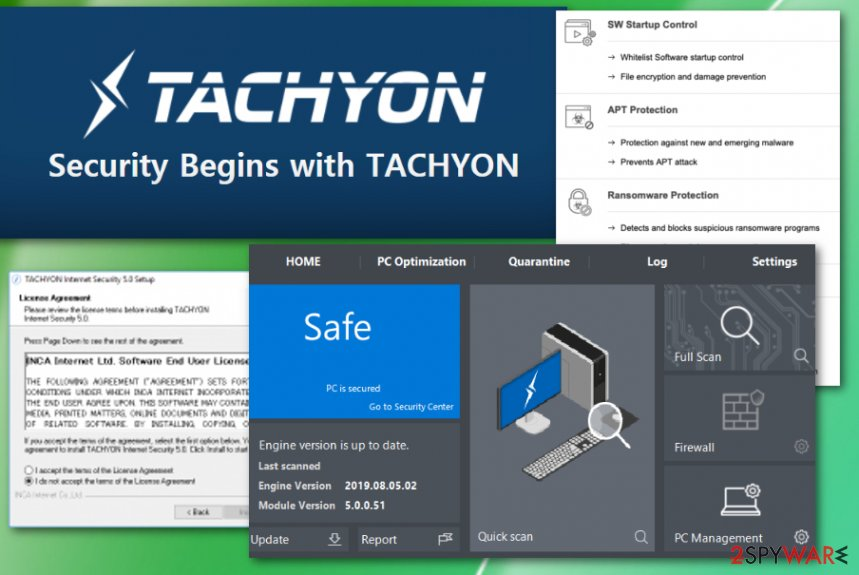Tachyon Internet Security 5.0 virus