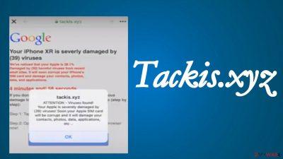 Tackis.xyz Mac virus
