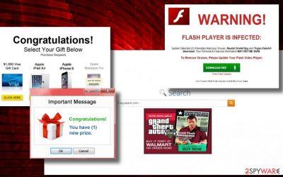The example of tags.bluekai.com ads