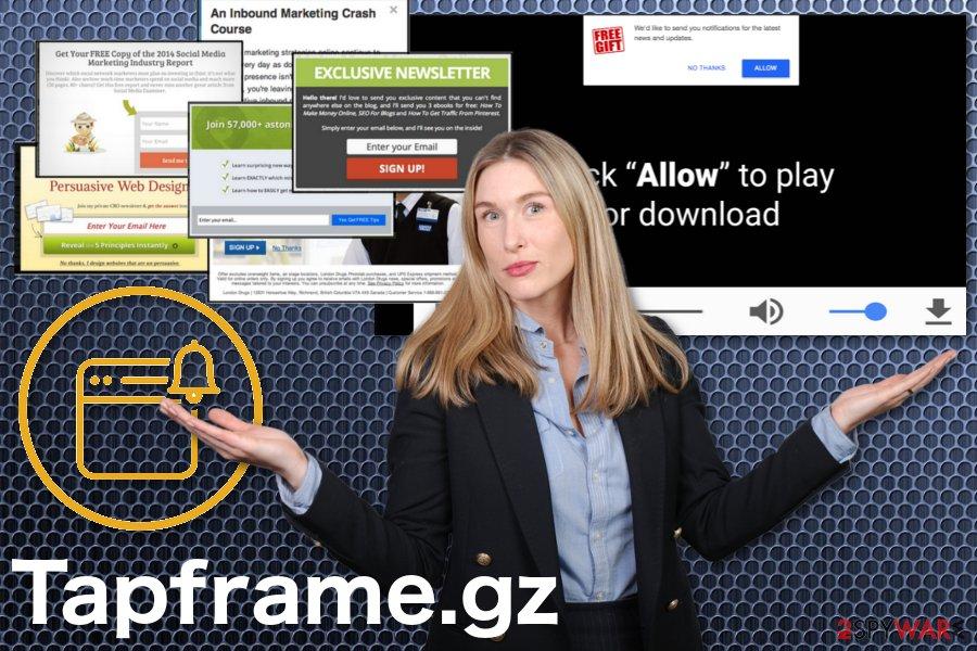 Tapframe.gz adware