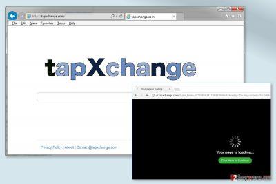 The image of Tapxchange.com