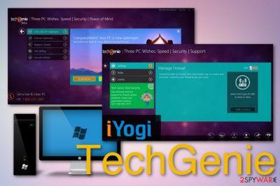 TechGenie system tool