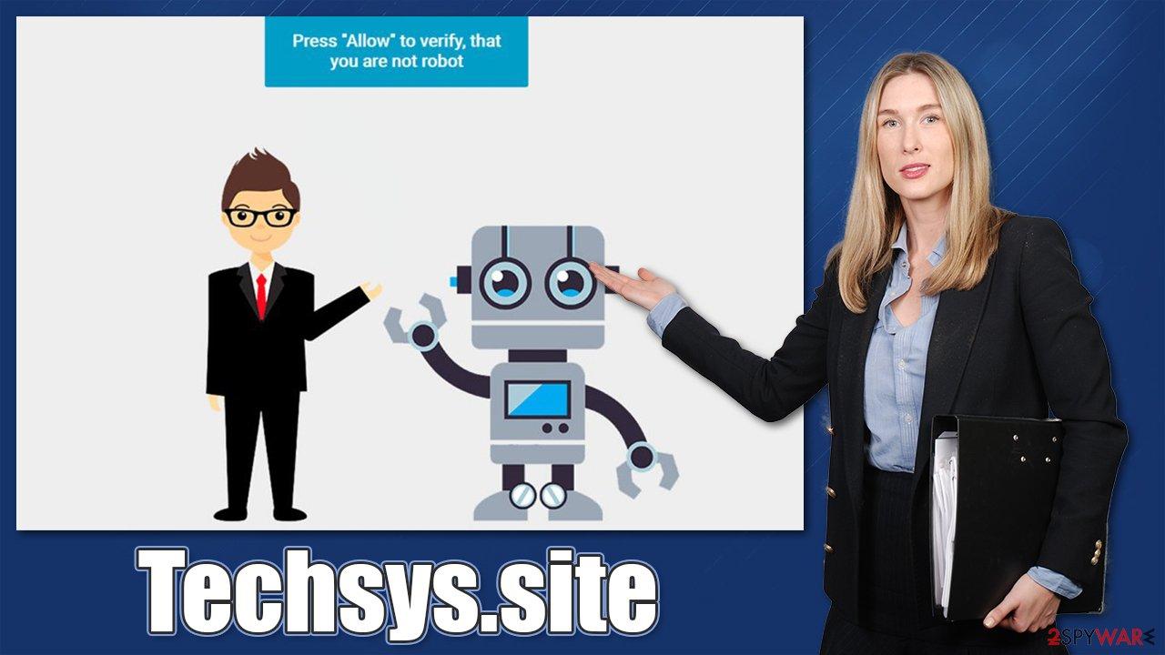 Techsys.site virus